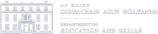 Department of Education website
