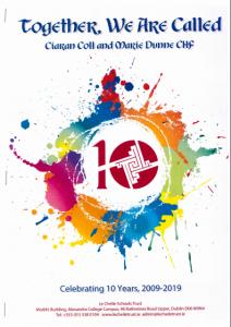 Le Chéile -Celebrating 10 Years 2009 – 2019