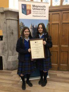 TY Students Honoured at Maynooth University's Presentation Ceremony