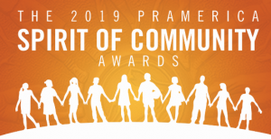 Pramerica Spirit of Community Awards Ceremony at the Aviva