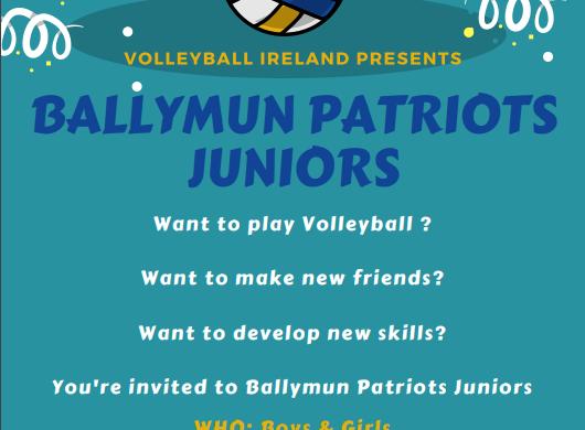 Vollyball Ballymun