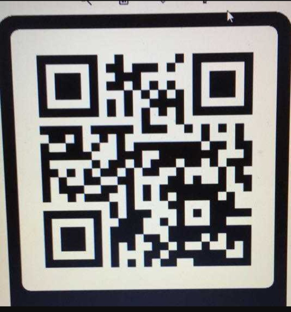 QR Code for Tickets