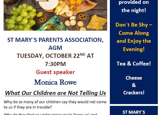 Parents Flyer
