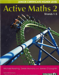 Calling all TY, 5th and 6th Year Students with Active Maths 2 (Strands 1 – 5) to sell!