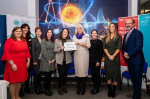 Improving Gender Balance Ireland School Award Ceremony