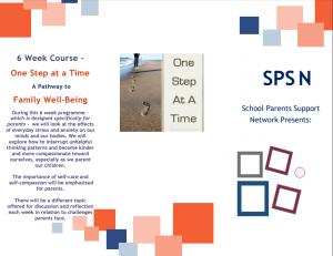 SPSN: School Parents Support Network Presents….
