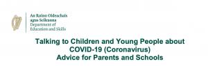 Letter to Parents/Guardians